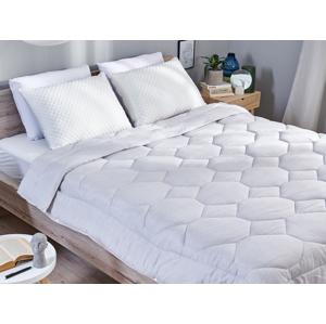 Celoročný paplón Sleep&Inspire Dormeo, 140x200 cm, sivá