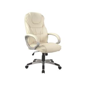 Eshopist Kancelárska stolička Q-031 béžová