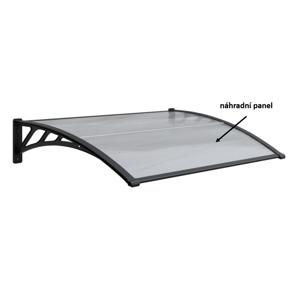 Rojaplast Panel polykarbonátu pre vchodový prístrešok 1446x389mm