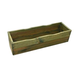 Rojaplast Truhlík 64cm - zelený