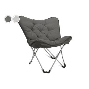 Skladacia stolička Dormeo Cozy, LIGHT GREY