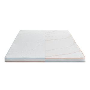 Vrchný matrac Warm&Cool Memory Dormeo, 90x190 cm